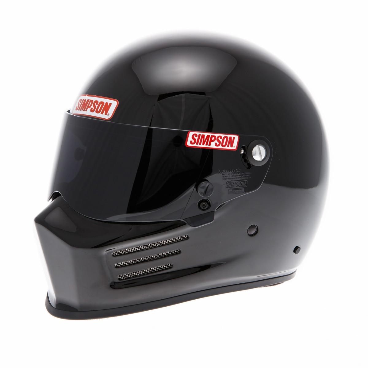lebrauto sport casco simpson bandit. Black Bedroom Furniture Sets. Home Design Ideas
